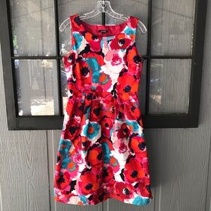 💖Rafaella multicolored floral dress